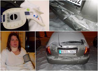 Januar 2013 Unfall