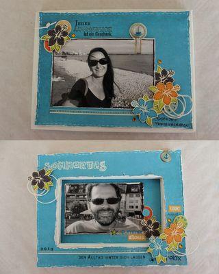 Card kpl Bad Liebenzell Calw und Ludwigs3